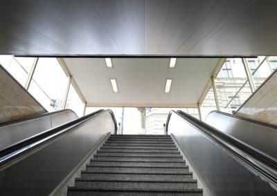 Bozo Miskic GmbH Fotos Referenzen April 20192019-4130-Schottentor U-Bahnstation