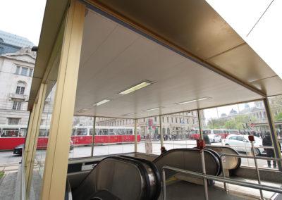 Bozo Miskic GmbH Fotos Referenzen April 20192019-4147-Schottentor U-Bahnstation
